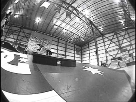 YOU WHEELS Sam Chouinard & Seb Carranza skateparks throwback