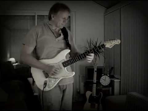 Break up Tremelo Blues - 'Vintage' Thomas Blug Signature Strat