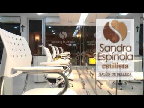 Sandra Espinola Estilista - Spot Publicitario TV