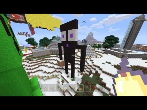 Minecraft Xbox — Community World Tour