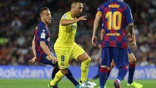 Declaraciones post FC Barcelona de Santi Cazorla