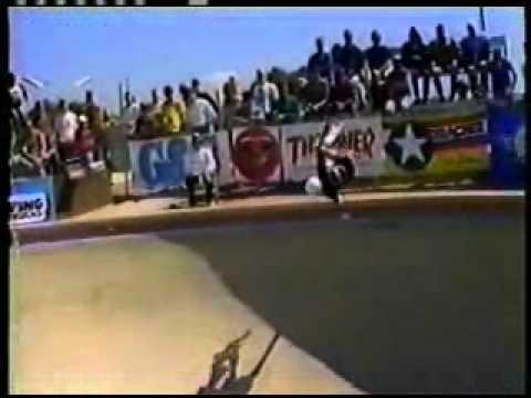 Jay Smith Skateboarder 1984 Gordon Smith Skateboard