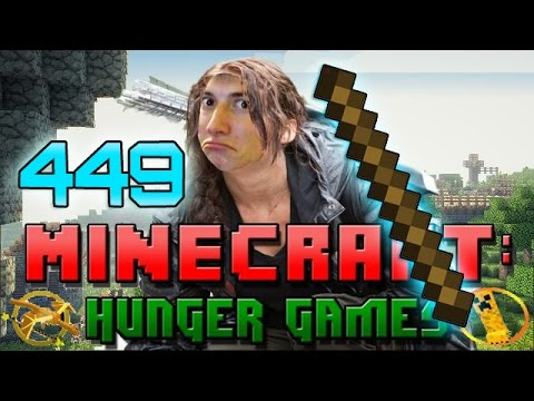 Funny! Minecraft: Hunger Games W mitch! Game 449 - Power Move Squad! video