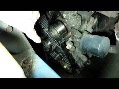 Timing Belt & Crankshaft Seal Replacement