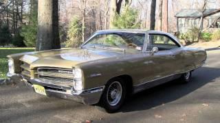 1966 Pontiac Bonneville 421 Test Drive
