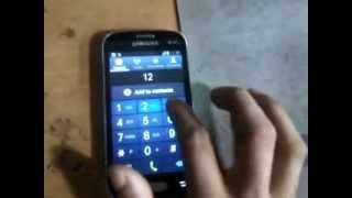 samsung s duos s7562 touch problem when pressing lock button