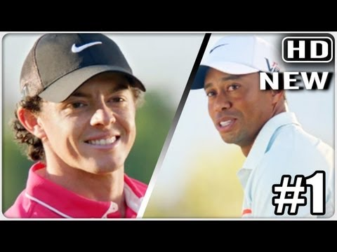Rory vs Tiger