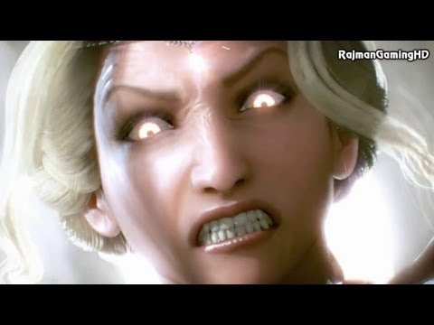Tekken Tag Tournament 2 Console Opening Cinematic TRUE HD QUALITY