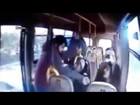Üniversiteli Kız Minibüsten Böyle Kaçırıldı