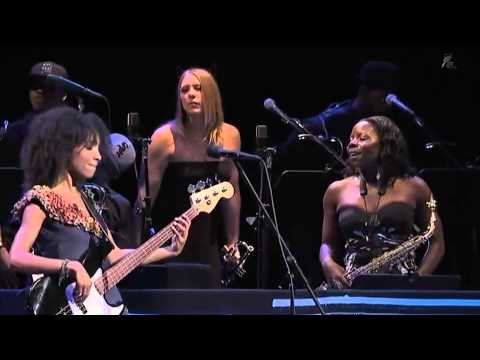 Esperanza Spalding Black Gold live 2012 lyrics