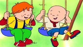 Funny Animated cartoons for Kid   Caillou's Friends   Happy Friendship Day   Cartoon   Kids Cartoons