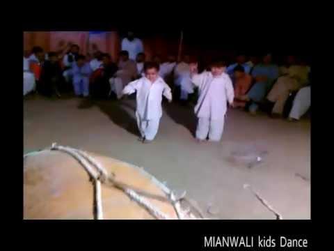 Mianwali Kids dance pe dance.flv