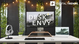 Clean Desk Setup 2019 + Logitech MX Master 2S Giveaway | Desk Envy