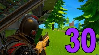 UNLIMITED AMMO SCARS 😂 (Tons of Ammo) - Fortnite Battle Royale (Part 30)