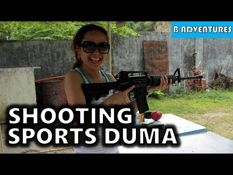 Travel Philippines. S1. Ep 26/26: Dumaguete. Negros. Shooting Sports (Bonus Footage)