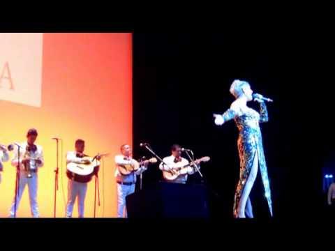 "NOELIA ZANON canta ""Guadalajara"" auditorio TELMEX"