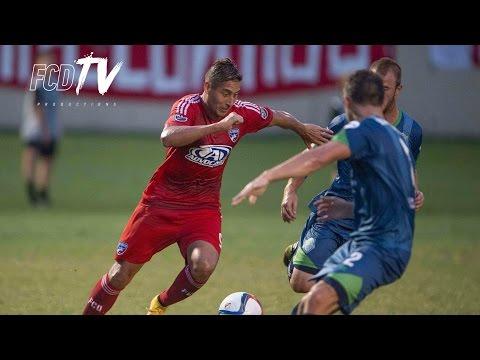 LH US OPEN CUP HIGHLIGHTS: FC Dallas vs. OKC Energy FC | FCDTV