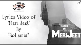 BOHEMIA - Lyrics Video of Full Song