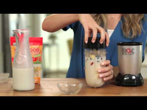 Magic Bullet: Smoothie Recipe