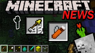 Minecraft 1.9 News: X-Ray Spectral Arrow, PVP Tracking, Dual Wielding Monsters, Mystery Block Reveal