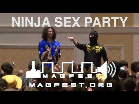 Ninja Sex Party  Magfest 13 video