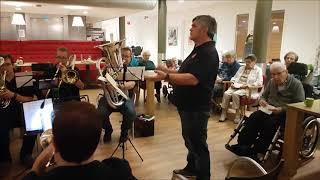 Muziekkorps Almelo TMZ Het Weggeler   18-10-2018