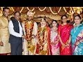 Sabitha Indra Reddy Son Marriage Photos
