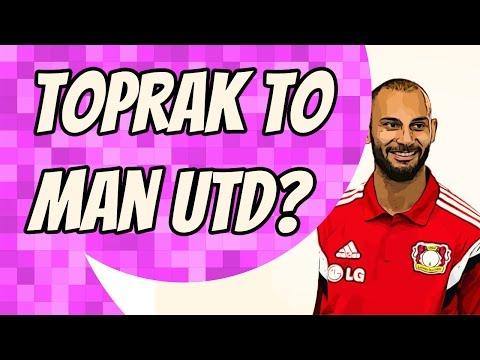 TRANSFER NEWS - Man United,Tottenham & Liverpool chasing Ömer Toprak