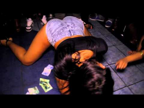 Twerk Contest #2 Hosted By Hussles At The Argyle. (( Shot By $murf )) video