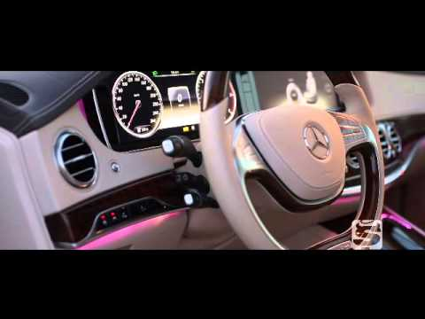 Test Mercedes-Benz Clasa S