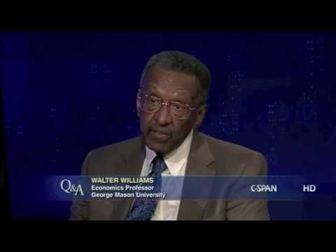 Walter E Williams For Liberty - The Philosophy of Self-Ownership