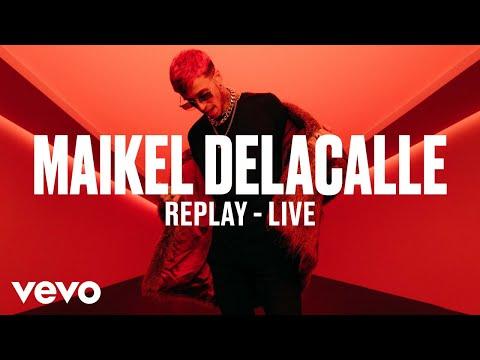 Maikel Delacalle - Replay (Live) | Vevo DSCVR