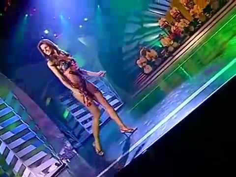 Miss Venezuela 2005 Desfile en Traje de Baño Primer Grupo