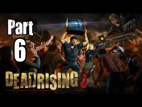 ► Dead Rising 3 | #6 | Gay zombie porno | CZ Lets Play / Gameplay [1080p] [PC]
