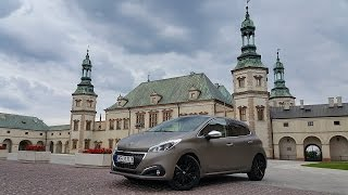 Test Peugeot 208 Allure 1.2 110KM PL