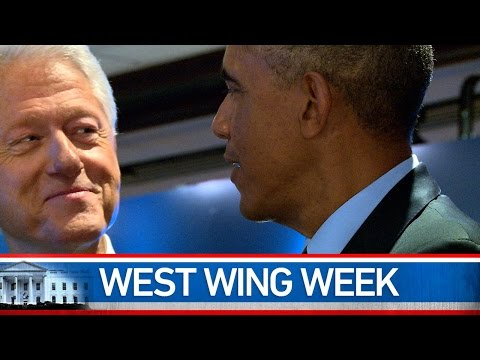 West Wing Week: 9 26 14 or Stronger When We Stand United
