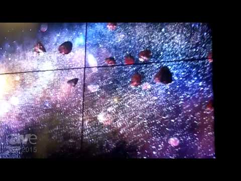 ISE 2015: LG Electronics 55LV35A Entry Level Video Wall