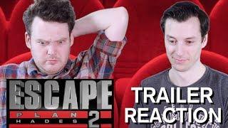Escape Plan 2 - Hades - Trailer Reaction