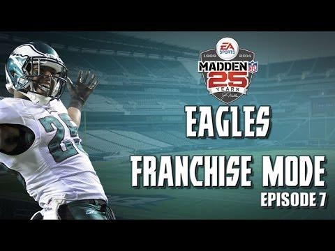 Madden 25 | Philadelphia Eagles Franchise [Episode 7]