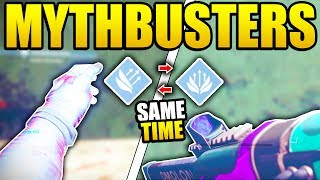 DESTINY 2 MYTHBUSTERS! - BLINK AND GLIDE AT THE SAME TIME! & MORE! - DESTINY 2 MYTHBUSTERS GAMEPLAY