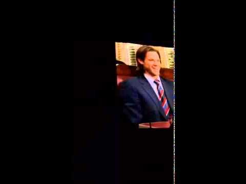 Supernatural Season 9 Gag Reel 2014 SDCC