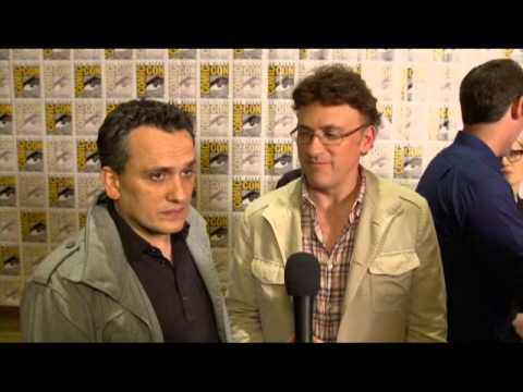 Comic Con 2013 - Joe Russo and Anthony Russo on Captain America: The Winter Soldier