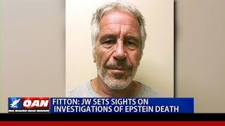 DOJ Couldn't Keep Jeffery Epstein Alive--What Happened? | Tom Fitton