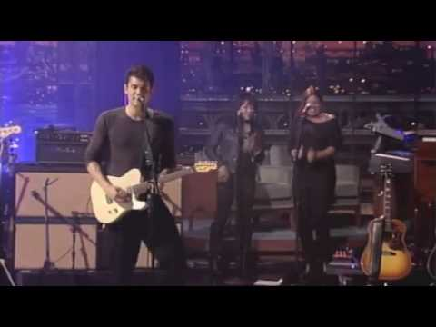 John Mayer - Live on Letterman[11/19/09] - 5. Perfectly Lonely