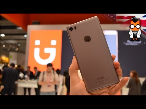 Gionee S8 with 3D Touch Hands on