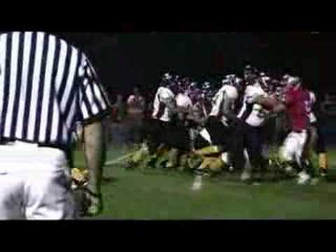 Brillion High School 2007  homecoming video