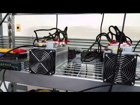 Small S7 Bitcoin Mining Farm