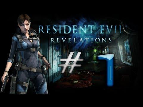 Resident Evil Revelations Parte 1 (Bem vinda de novo Jill)! HD Portugues