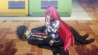 Top 10 Harem/Ecchi Anime where the MC transfers into a Magic School
