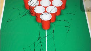Cup pong